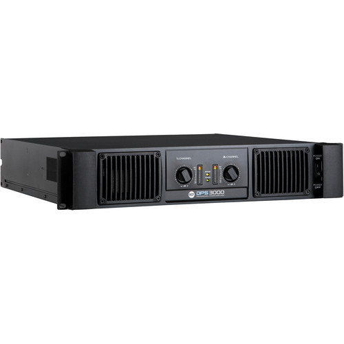 RCF DPS 3000 Class HD 2-Channel Professional Power Amplifier