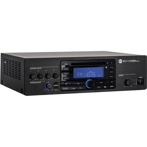 RCF ES 3160-II CD-USB-Bluetooth/MP3 Digital Receiver Amplifier