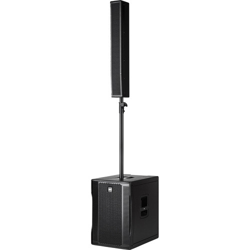 """RCF Evox 12 Active Two-Way Array with 15"""" Subwoofer"""