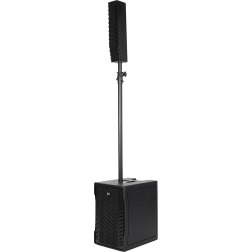 RCF Evox 8 Compact Active Two-Way PA Speaker With Bass System