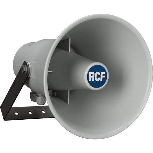 RCF 70V Tappable EN54-24 Compliant Plastic Horn Speaker