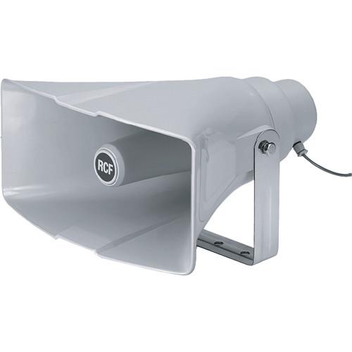 RCF 70V Tappable IP66 Plastic Horn Speaker