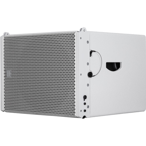 """RCF 12"""" Active Flyable Subwoofer (White)"""