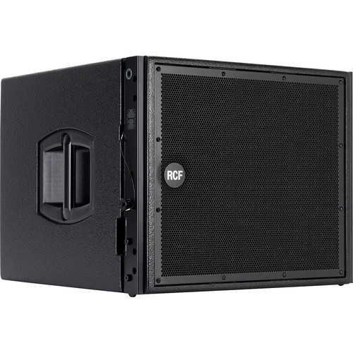 RCF HDL 15-AS Active Flyable High-Power Subwoofer (Black)