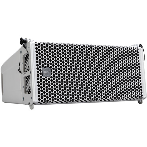 RCF Active Compact 2-Way Line Array (White)