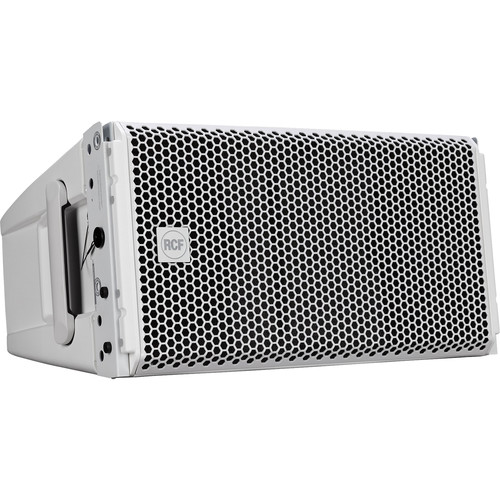 "RCF Active Dual 8"" Line Array (White)"