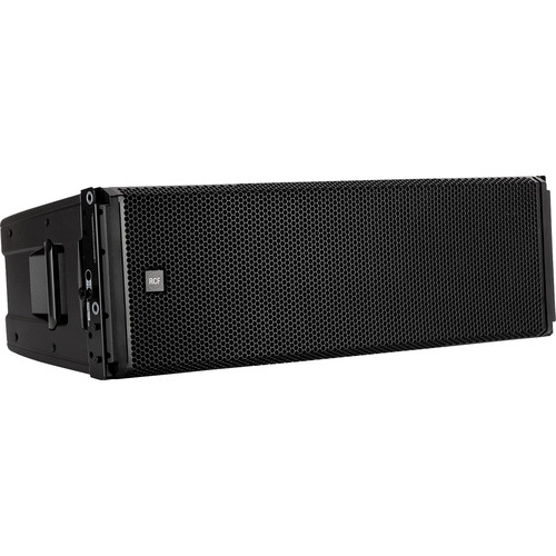 """RCF HDL 53-AS 3 x 12"""" Active High-Power Bass Subwoofer"""
