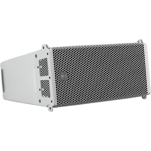 RCF HDL 6-A Active Line Array Module (White)