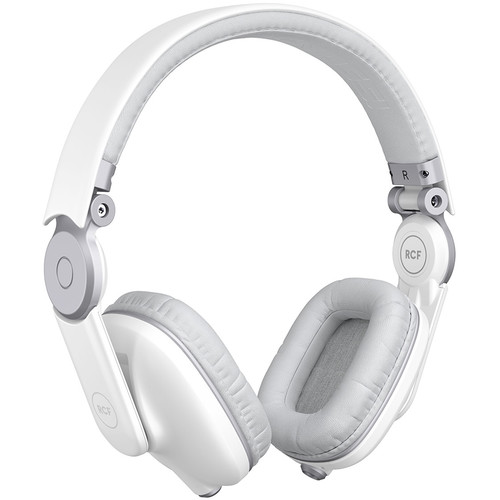 RCF Iconica Supra-Aural Headphones (Angel White)