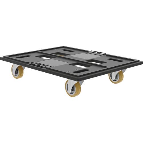 RCF KART-TTS15 Detachable Transport Wheel Board for TTS15-A Subwoofer (Black)