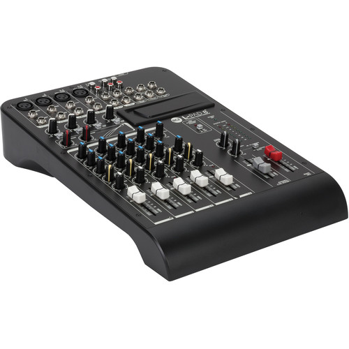 RCF LIVEPAD L-PAD 8C 8-Channel Mixing Console