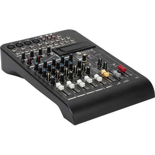 RCF LIVEPAD L-PAD 8CX 8-Channel Mixing Console with Effects