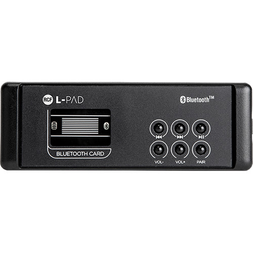 RCF LPAD Bluetooth Card