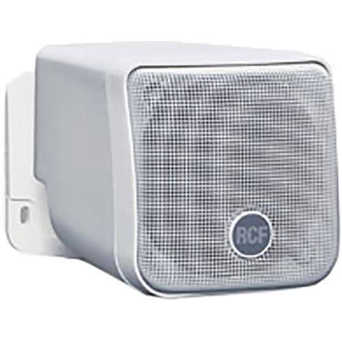 RCF 2-Way Miniature Speaker (White)