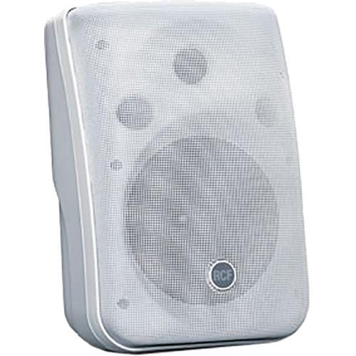 "RCF 2-Way 5"" Monitor Speaker (White)"