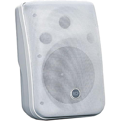 "RCF 2-Way 5"" Monitor Speaker (White)"