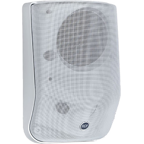 RCF 2-Way Wall Mount Speaker (White)