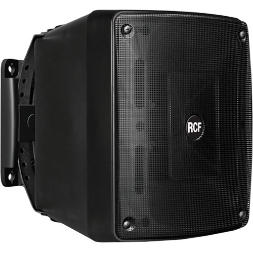 RCF 2-Way Indoor/Outdoor Speaker (Black)