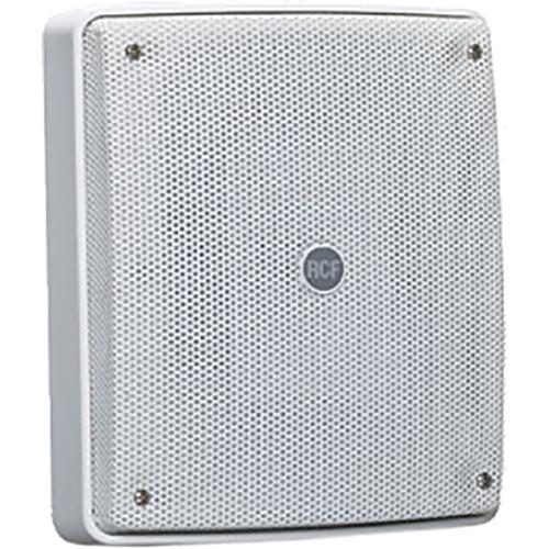 RCF 2-Way Indoor/Outdoor Speaker (White)