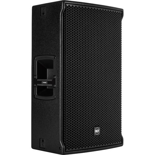 """RCF NX 45-A 15"""" 2-Way 1400W Active Loudspeaker (Black)"""