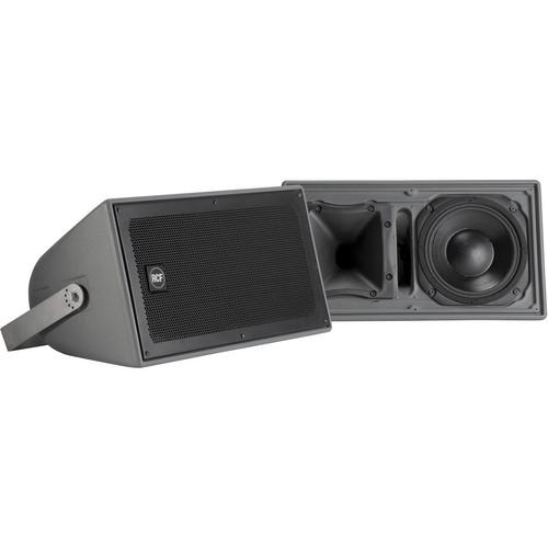 """RCF Dual 8"""" 400W Weatherproof 2-Way Speaker System"""