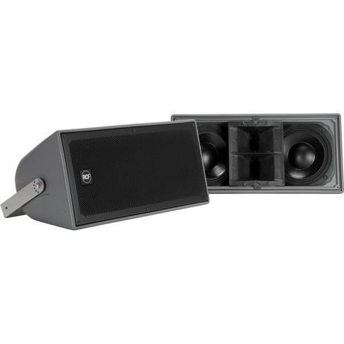"""RCF Dual 8"""" 500W Weatherproof 2-Way Speaker System"""