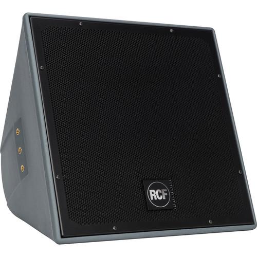"""RCF 15"""" 600W Coaxial Weatherproof 2-Way Speaker System"""