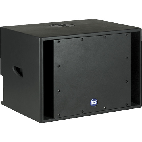 RCF S4012 Bandpass Passive Subwoofer (Black)