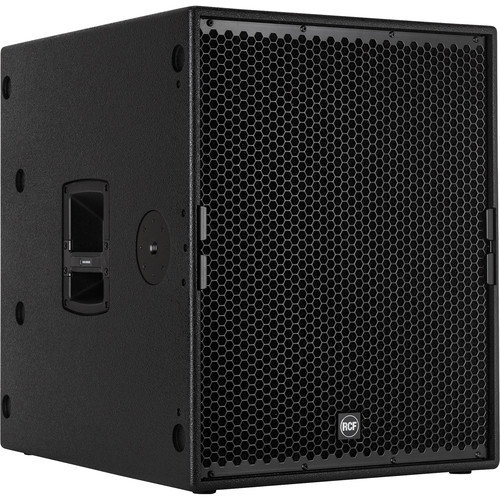 """RCF SUB 9004-AS 18"""" 2800W Active Subwoofer (Black)"""