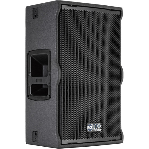 RCF TT22-A II 2-Way Active High-Output Speaker (Black)