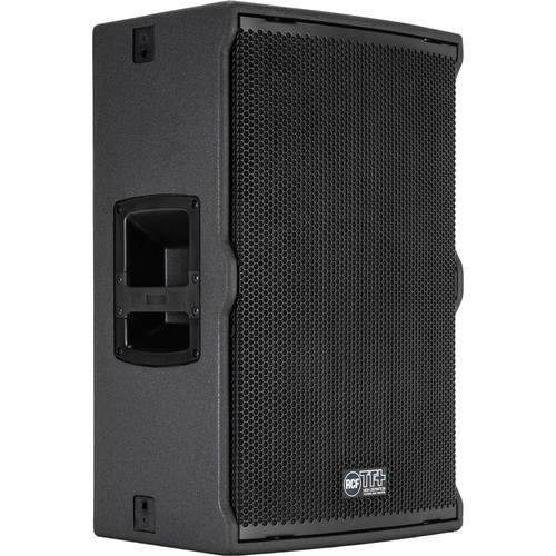 RCF TT25-A II 2-Way Active High-Output Speaker (Black)