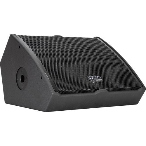 "RCF TT25-CXA 15"" Active High-Definition Coaxial Monitor Speaker (Black)"