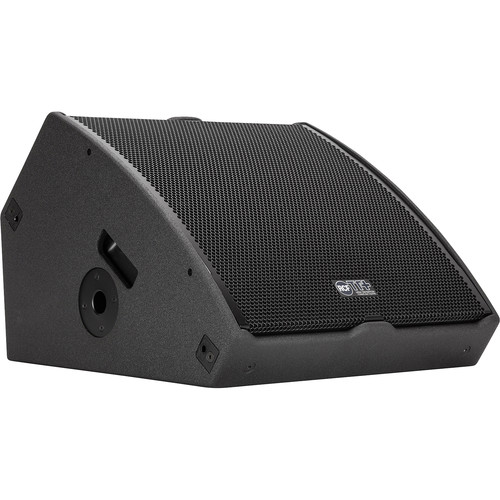 "RCF TT45-CXA Active 2200W Floor Monitor with 2x10"" Cabinet"