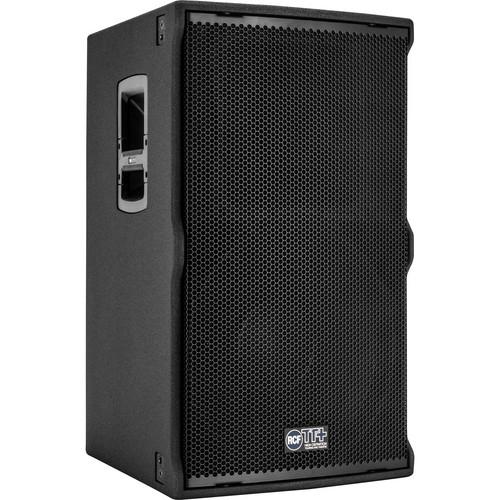 RCF TT5-A Active High-Output 2-Way Speaker (Black)
