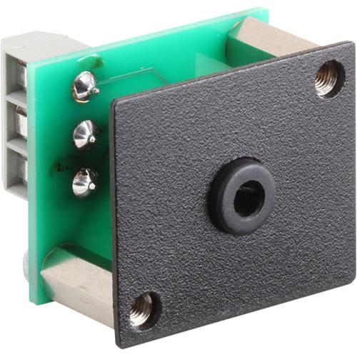 "RDL 1/8"" Female Stereo Mini-Jack Terminal Block"
