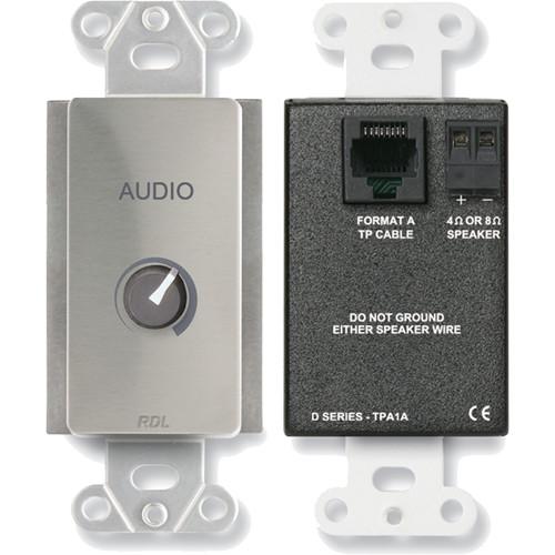 RDL D-TPA1A 3.5W Audio Power Amplifier
