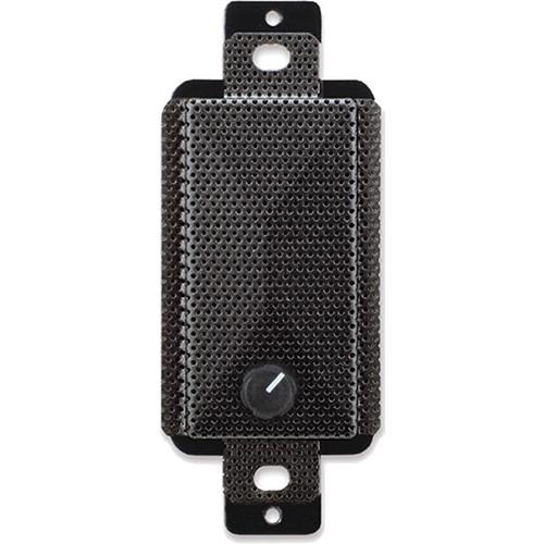 RDL Decora-Style Active Loudspeaker, D Series (Black)