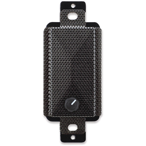 RDL Decora-Style Active Loudspeaker Format-A Series (Black)