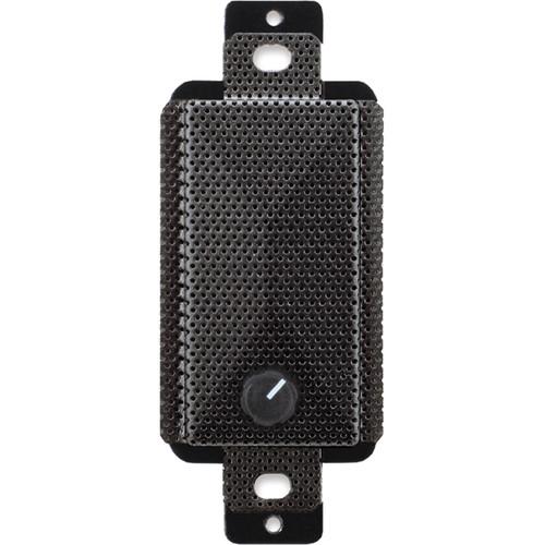 RDL Decora-Style Active Loudspeaker (Black)