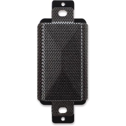 RDL RDDBSP1A 2W Decora-Style 8 Ohm Loudspeaker (Black)