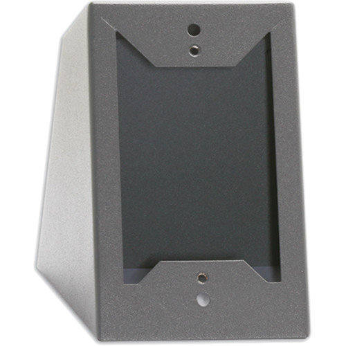 RDL DC-1G Desktop or Wall Mounted Chassis for Decora Style Unit (Gray)