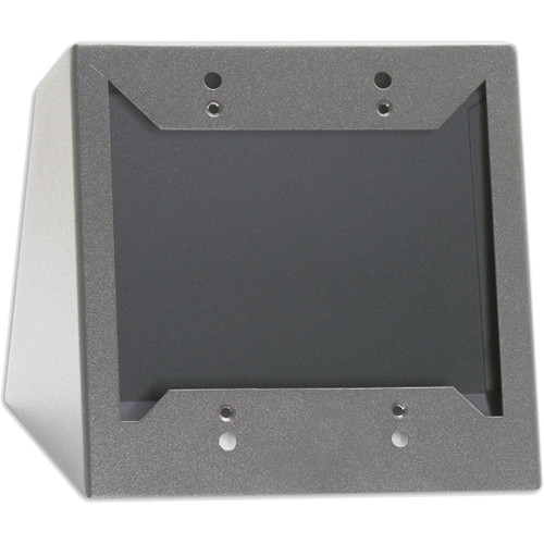 RDL DC-2G Desktop or Wall Mounted Chassis for 2 Decora Units (Gray)
