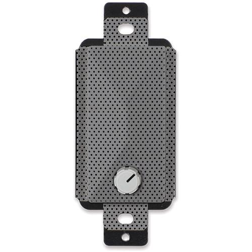 RDL Decora-Style Active Loudspeaker, D Series (Gray)
