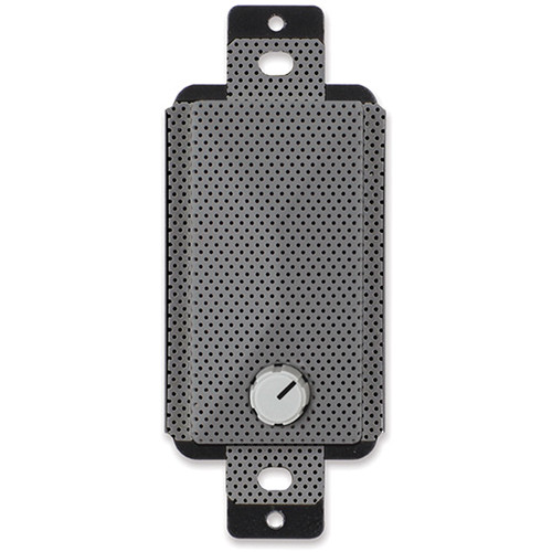RDL Decora-Style Active Loudspeaker Format-A Series (Gray)