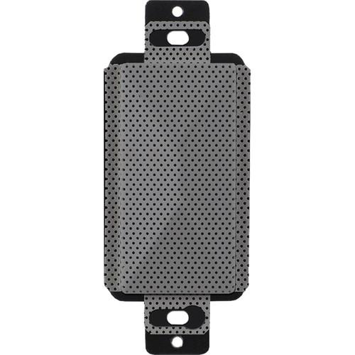 RDL Decora-Style Active Loudspeaker (Format-A RJ45, Gray)