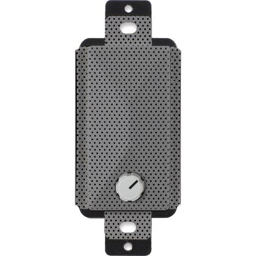 RDL Decora-Style Active Loudspeaker (Gray)