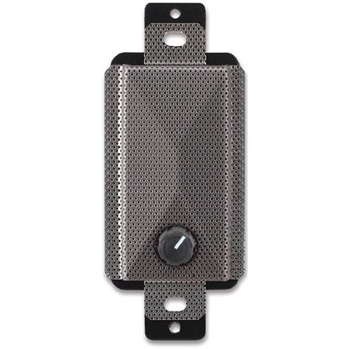 RDL Decora-Style Active Loudspeaker, D Series (Stainless Steel)