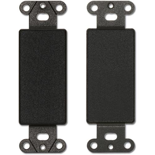 RDL RM-DFP1 Decora Filler Panel (Black)