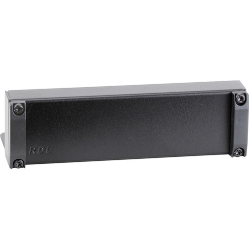 RDL RACK-UP Filler Panel for Mounting Adapter