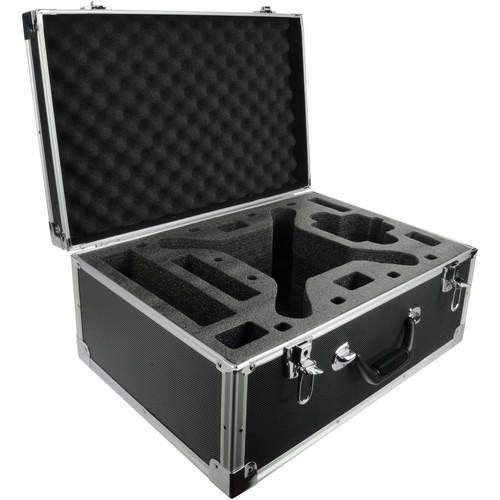 re-fuel Aluminum Carrying Case for DJI Phantom 3 Quadcopter